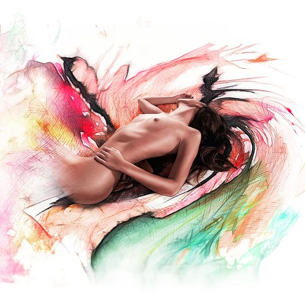Colored passion 03