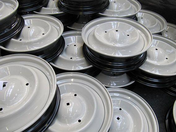 wheels van Folbert Nicolai