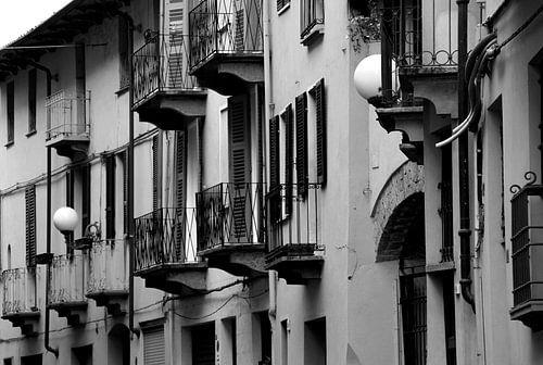 Italiaanse huizen van Betty Heideman
