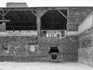 Einblicke hinter geschlossene Mauern in Leipzig