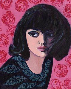 La Vie En Rose von Lucienne van Leijen