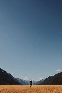 The middle of nowhere von Dyon Klaassen