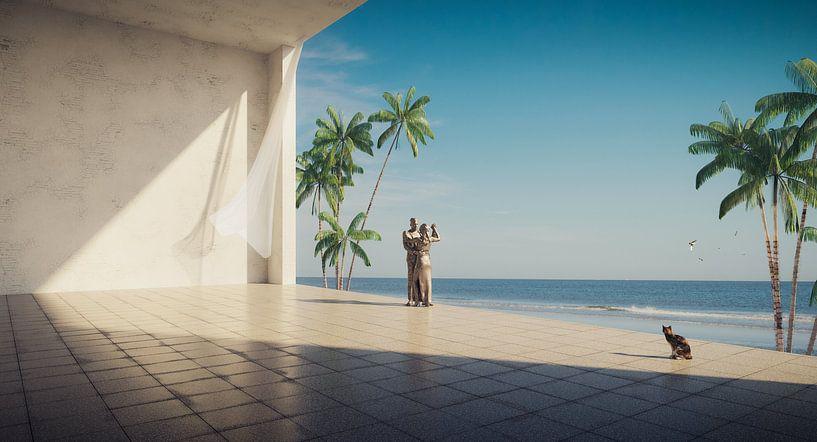 Dancing mood van Olaf Kramer
