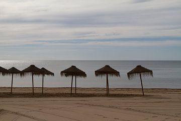 Strand-Beach van José Verstegen
