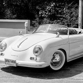 Oldtimer Porsche.  van Verita Fotografie