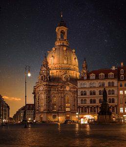 Neumarkt Dresden von Sergej Nickel