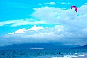 Kitesurfen in Tarifa / Spanje