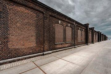 die Wand von Bert-Jan de Wagenaar