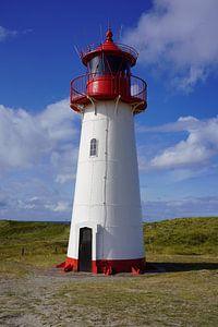 Kleiner Leuchtturm auf Sylt von HGU Foto