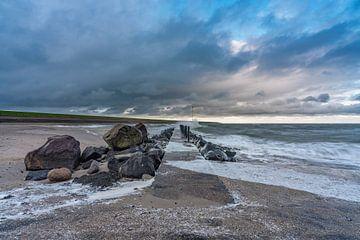Oudeschild Texel wadden beach the hornt wild water sur Texel360Fotografie Richard Heerschap