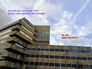 Small Talk: The Same Spiritual Wavelenght! van MoArt (Maurice Heuts)