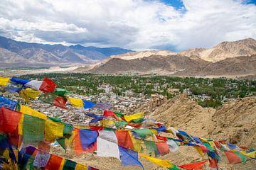 Leh, Ladakh im Nordwesten Indiens von Jan Fritz