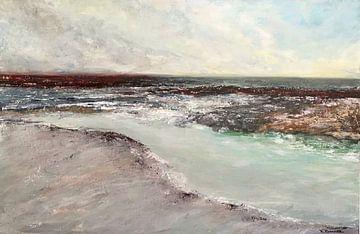 Meereslandschaft L von Christian Carrette