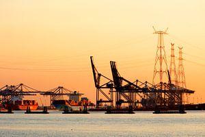 Container ships van HP Fotografie