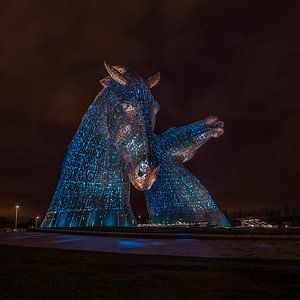 De Kelpies, Scotland