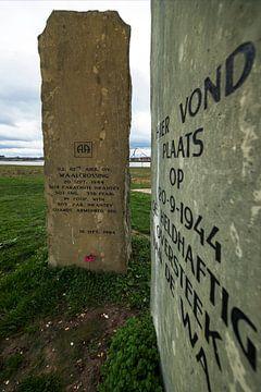 Monument Waal Crossing Nijmegen