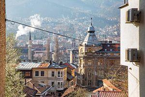 Sarajevo, Bosnië & Herzegovina von Vera van der Wal