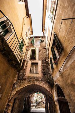 Italian Street van