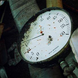 Watermeter van Inge Berken