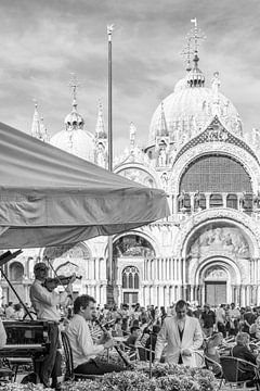 Piazza San Marco van Billy Cage