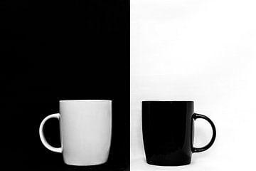 Zwart Wit van Ratna Bosch