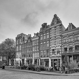 Kadijksplein - Amsterdam sur Tony Buijse