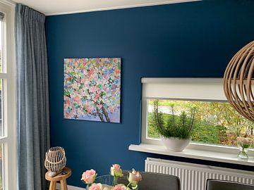 Kundenfoto: Blüte II von Angelique Nooijen