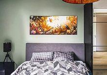 Klantfoto: Spectra van Jesper Krijgsman, op canvas