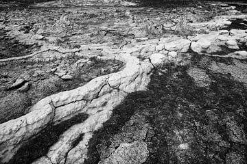 Het zout van Dallol van Photolovers reisfotografie