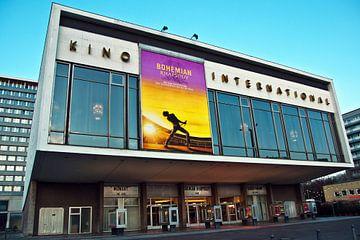 Berliner Kino International von Silva Wischeropp