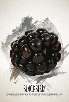 Fruities Blackberry sur Sharon Harthoorn