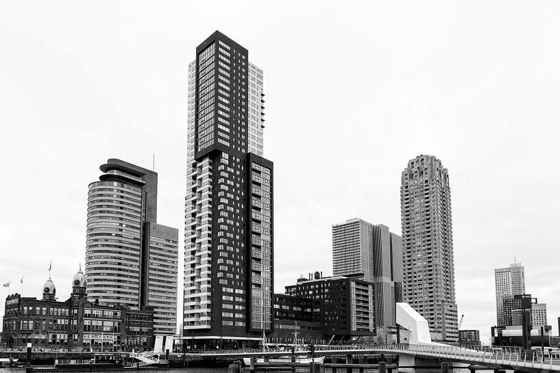 Rotterdam van Elly Damen