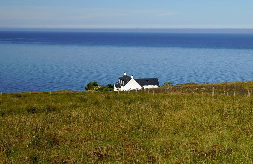 L'Écosse est pleine de beaux paysages partout où vous regardez. sur Babetts Bildergalerie