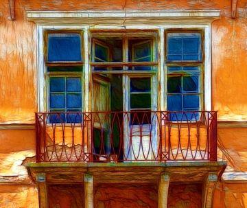 Open Huis... van Caroline Lichthart