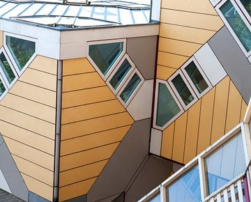 Kubus woningen Rotterdam von Anuska Klaverdijk