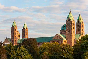 Kaiserdom in Speyer von Werner Dieterich