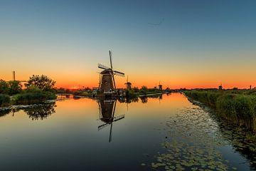 Les moulins sur Riccardo van Iersel