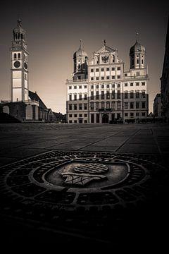 Place de l'Hôtel de Ville d'Augsbourg