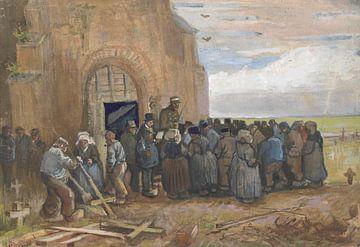 Verkauf von Bauschutt, Vincent van Gogh