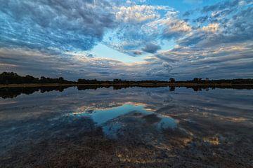 Spiegeltje spiegeltje aan de wand, welke is de mooiste kant? van Mariel Sloots