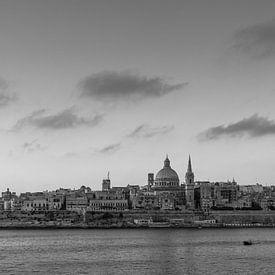MALTA 16 - Valletta van Tom Uhlenberg