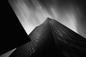 Wolkenkratzer 1 van Sebastian Schimmel