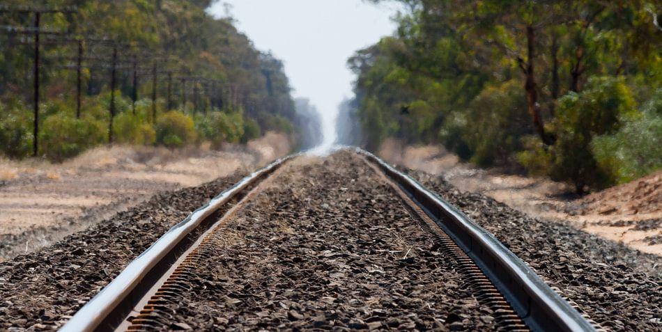 Eindeloze rails