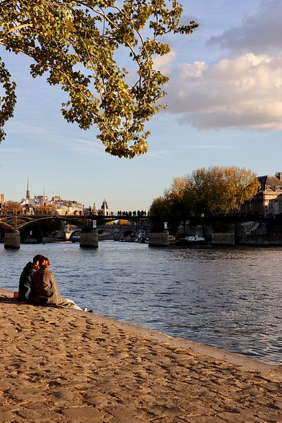 Paris whispers van Nina Rotim