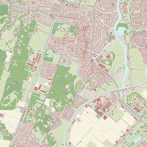 Kaart vanHeemstede