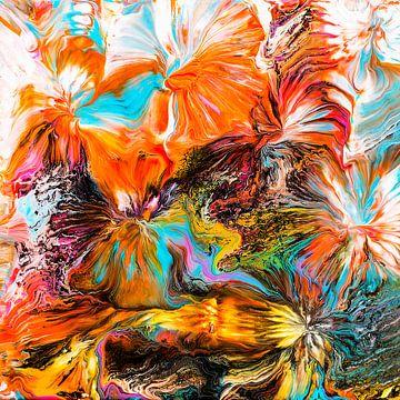 Acryl details balloonsmash sur Rob Smit