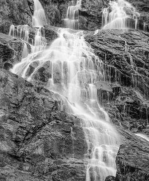 Drie in een waterval von Karla Leeftink