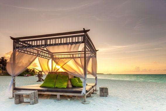 RELAXING Maldives van Markus Busch
