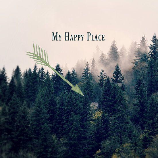 My Happy Place van Robin Dickinson