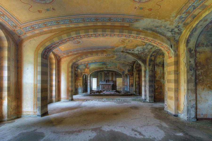 Klooster kapel van Truus Nijland